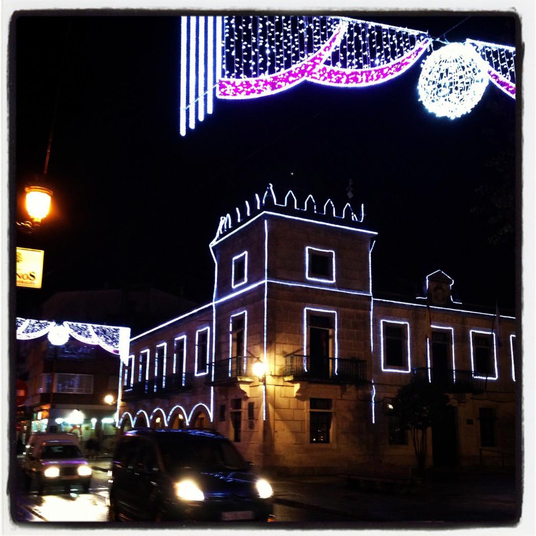 Ayuntamiento de Redondela en Navidad
