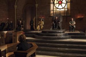 Una escena del juicio