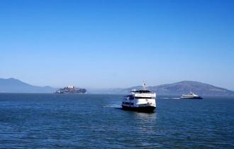 barco a alcatraz
