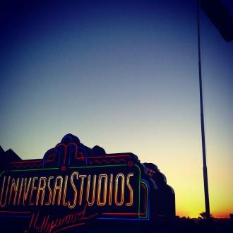puesta de sol universal
