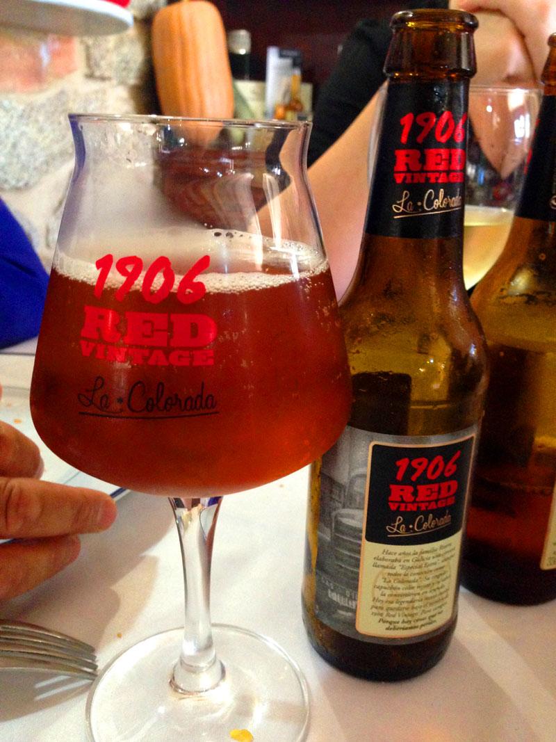 Estrella Galicia Red Vintage