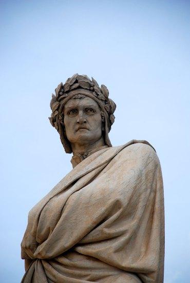 Dante escultura