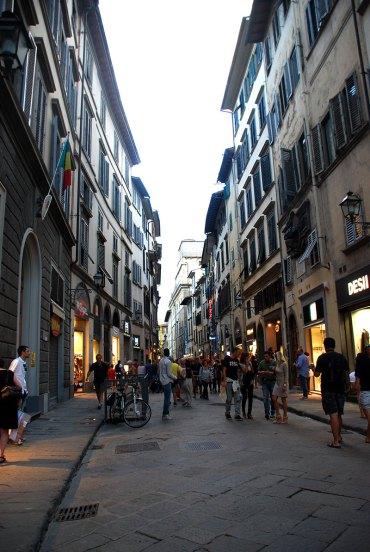 tiendas en Florencia