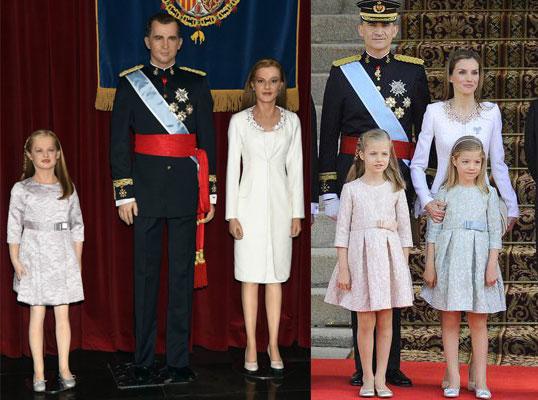 familia real cera