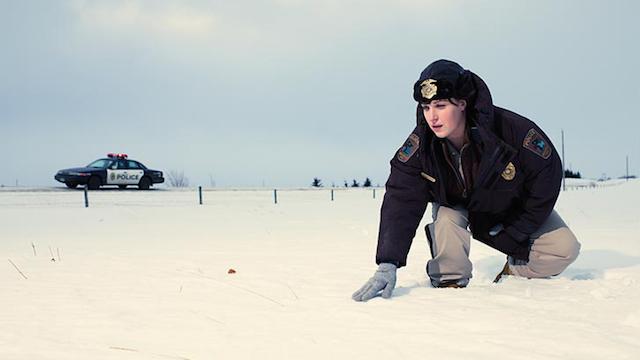 Allison Tolman en Fargo