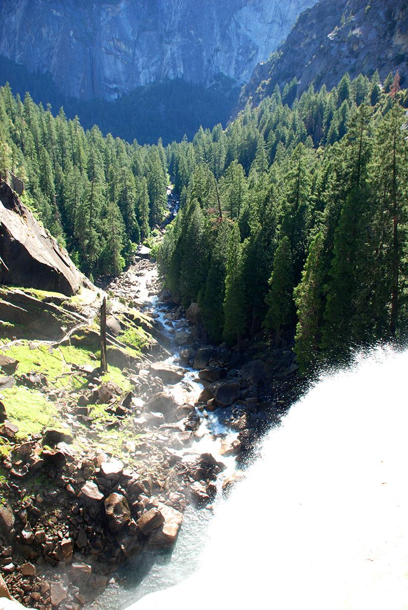 Cascada Vernal