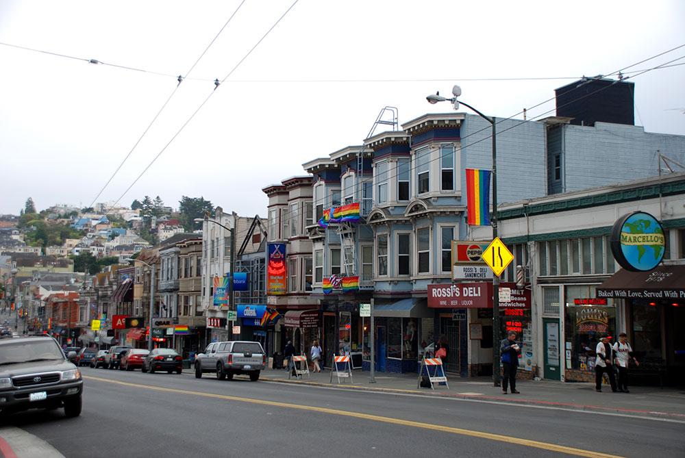 Barrio del Castro, SFCO
