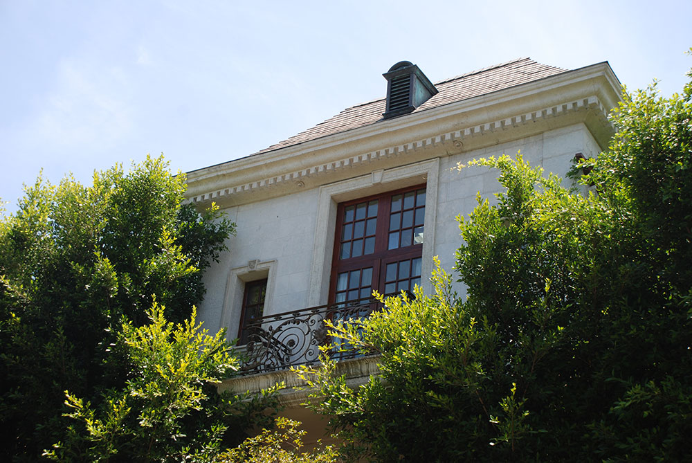 casa de michael jackson
