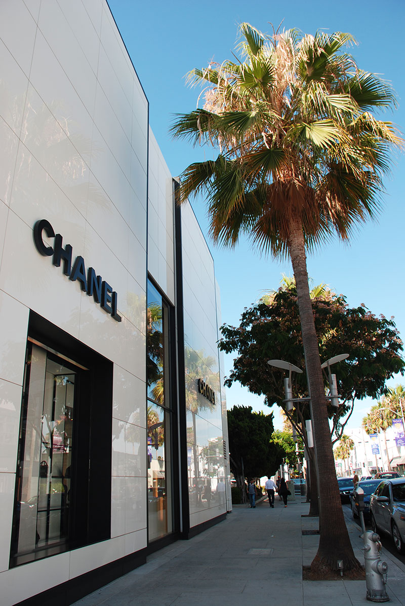Tienda de Chanel, Rodeo Drive
