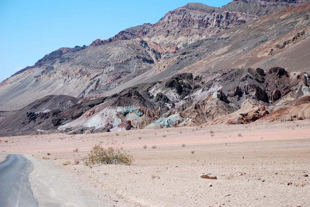 Artist Palette, Death Valley