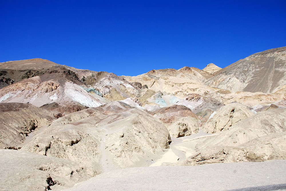 Artist Palette, Death Valley