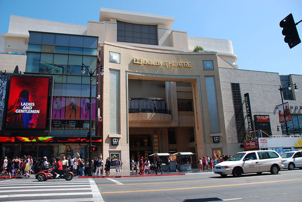 Dobly Theatre, Hollywood