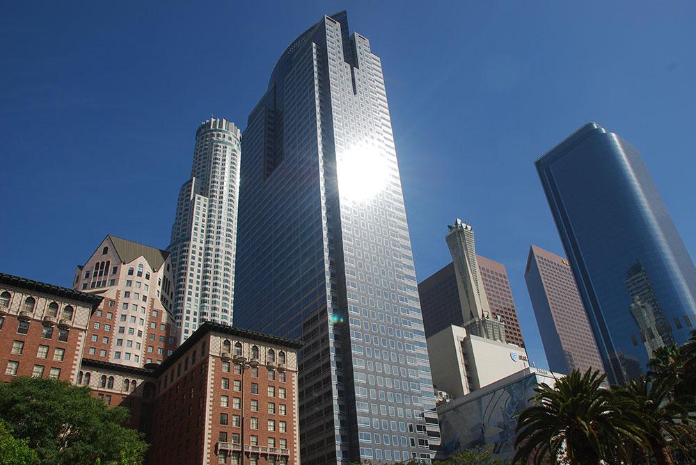 Downtown, LA