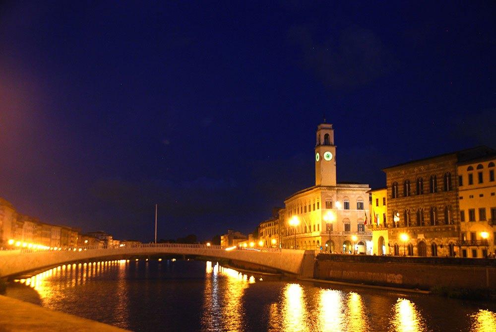 Centro de Pisa