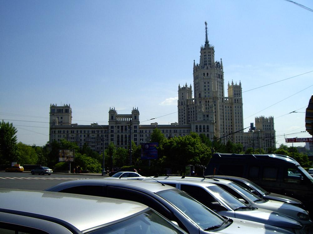Edificio stalinista