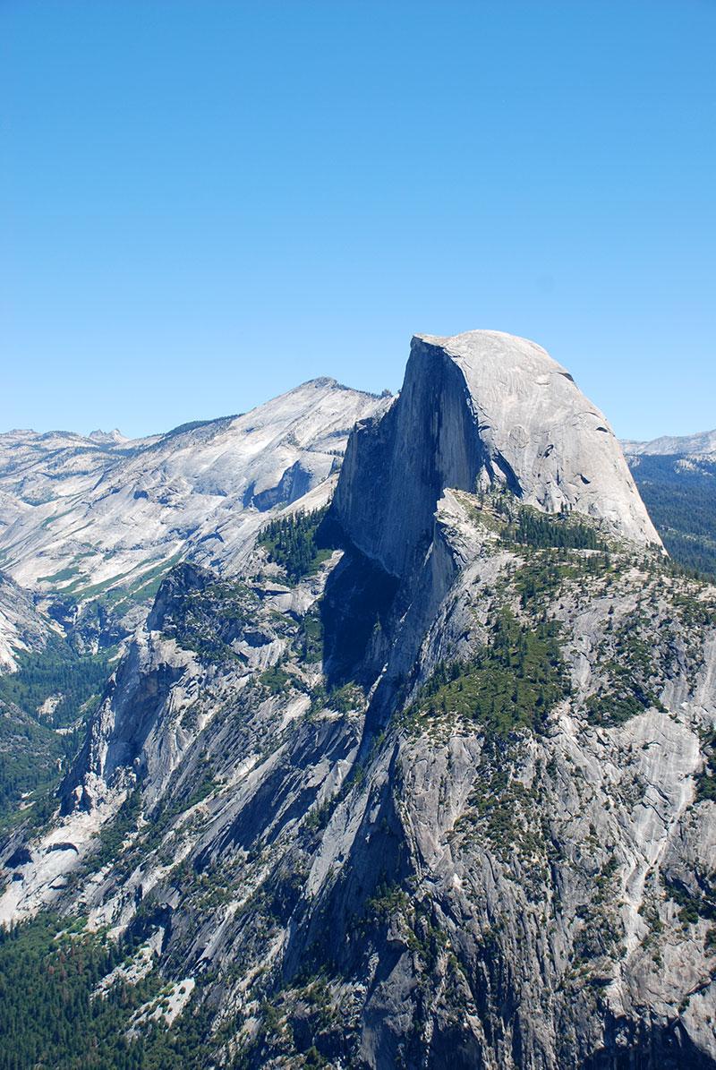 Half Dome desde Glacier Point