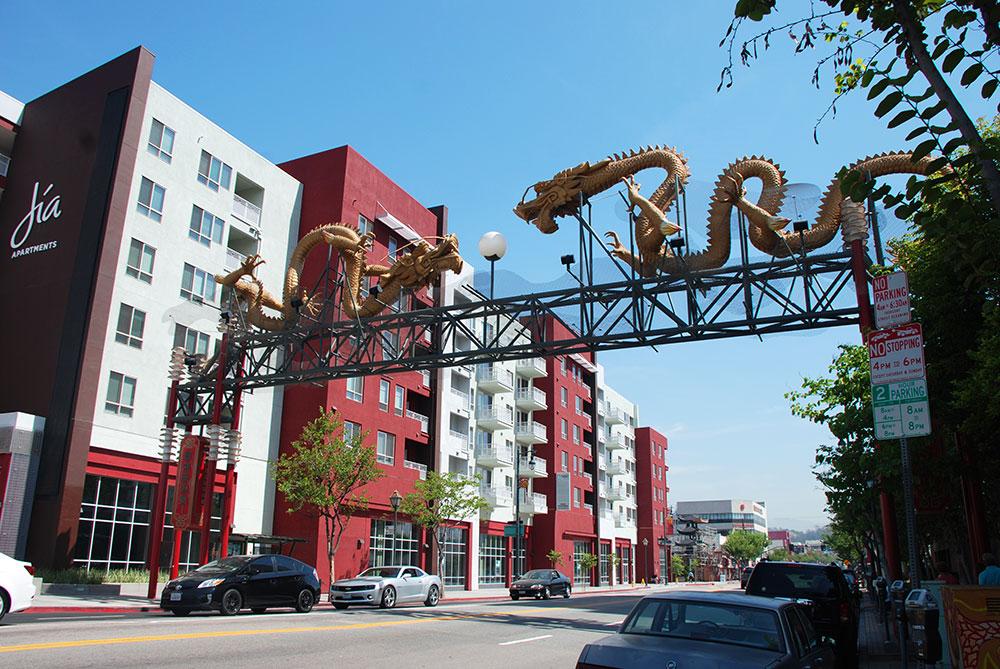 Chinatown, LA