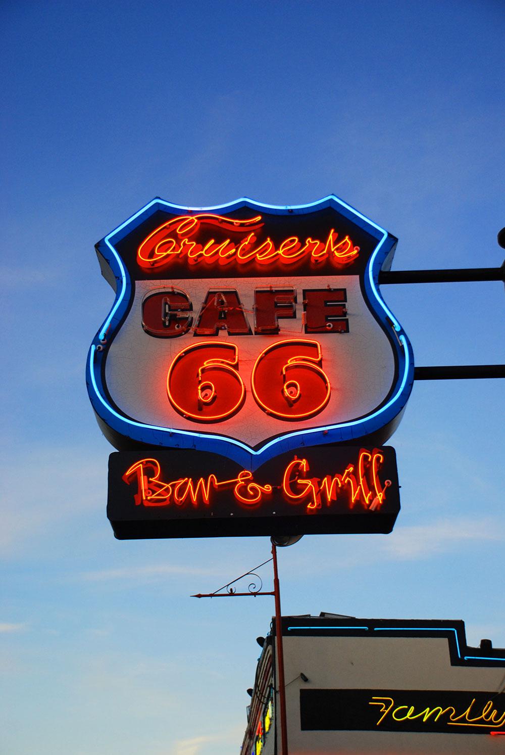 Curiser's Cafe en Williams