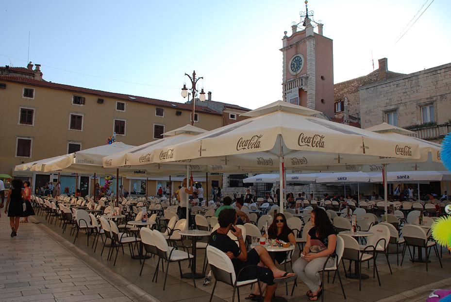 Vida en Zadar