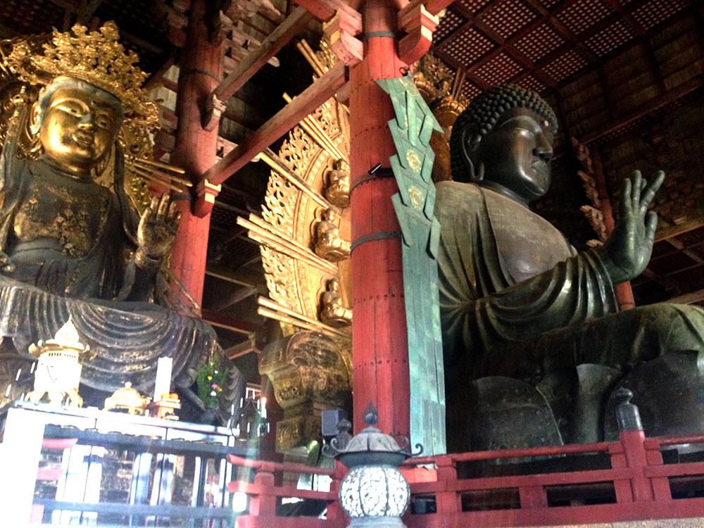Daibutsu, Nara