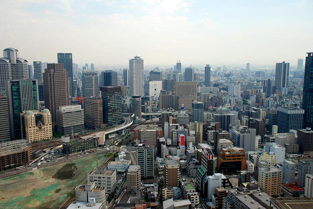 Umeda Sky building, Osaka