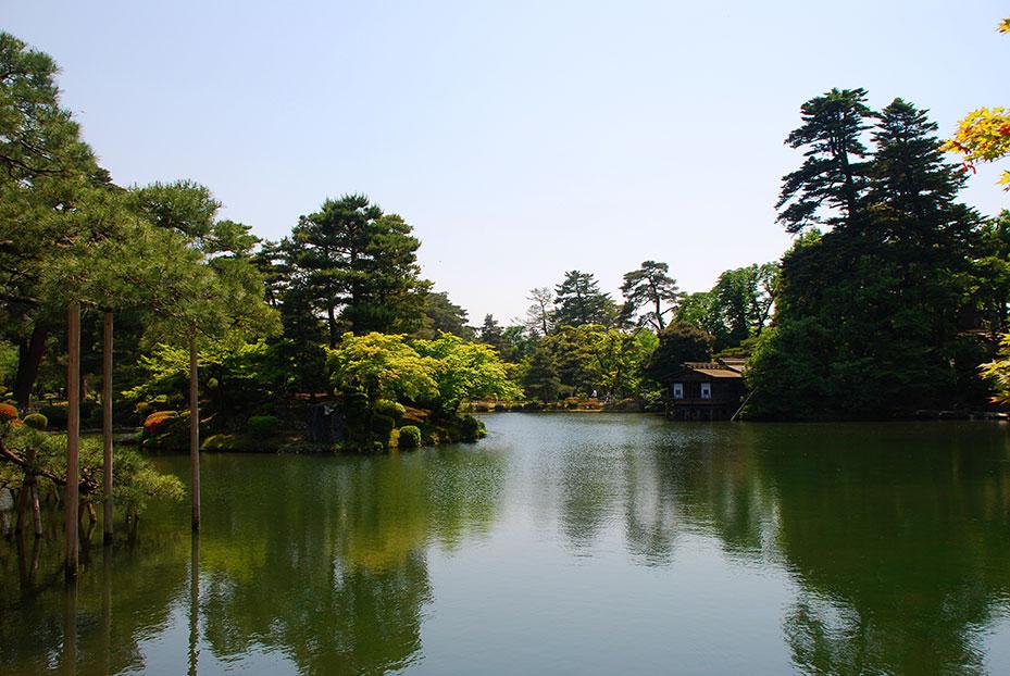 Jardín Kenroku-en