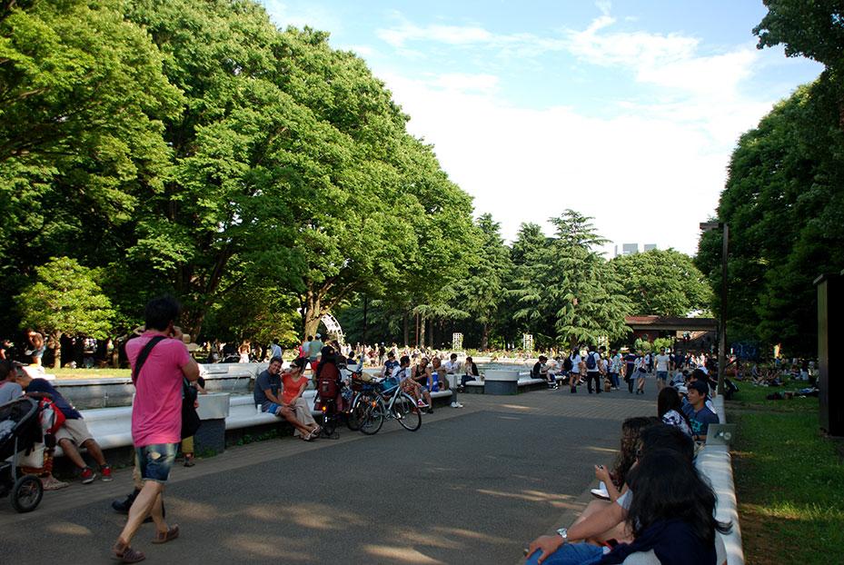 Parque de Yoyogi Koen