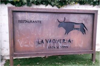 restaurante la vaqueria