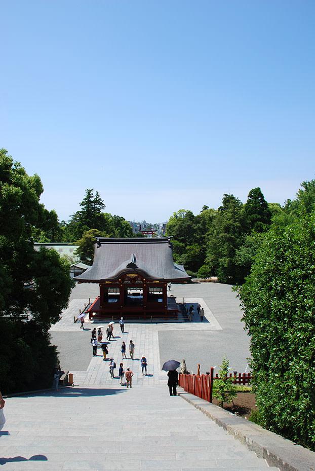 Tsurugaoka Hachiman-gu kamakura