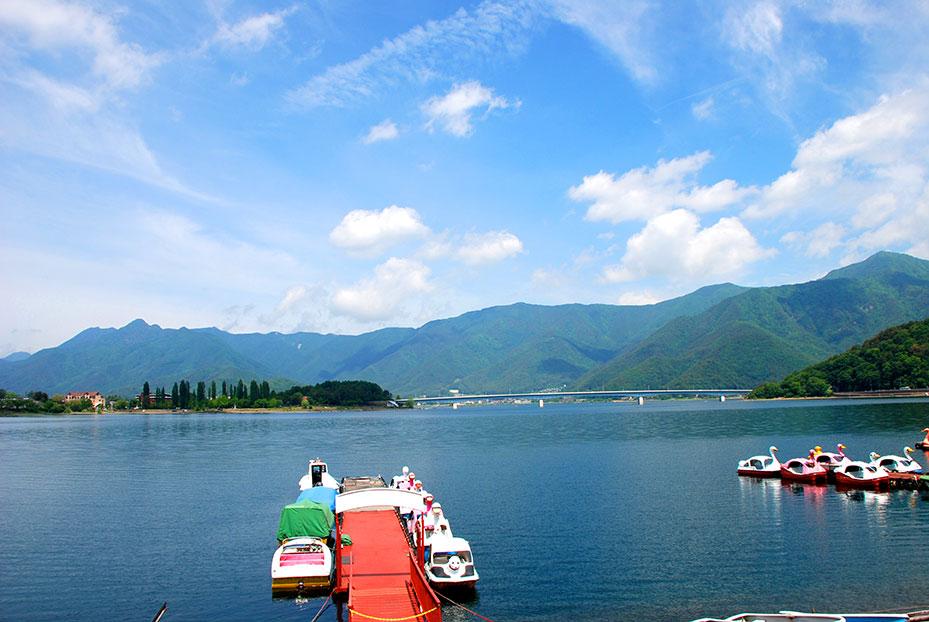 lago fuji