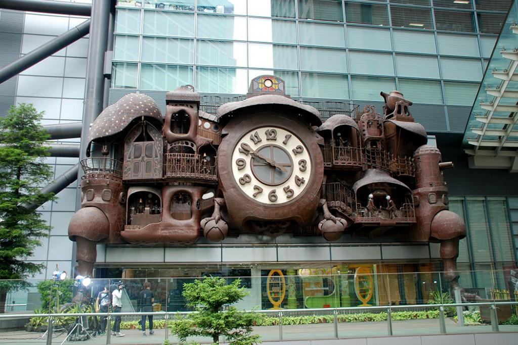 Reloj Ghibli
