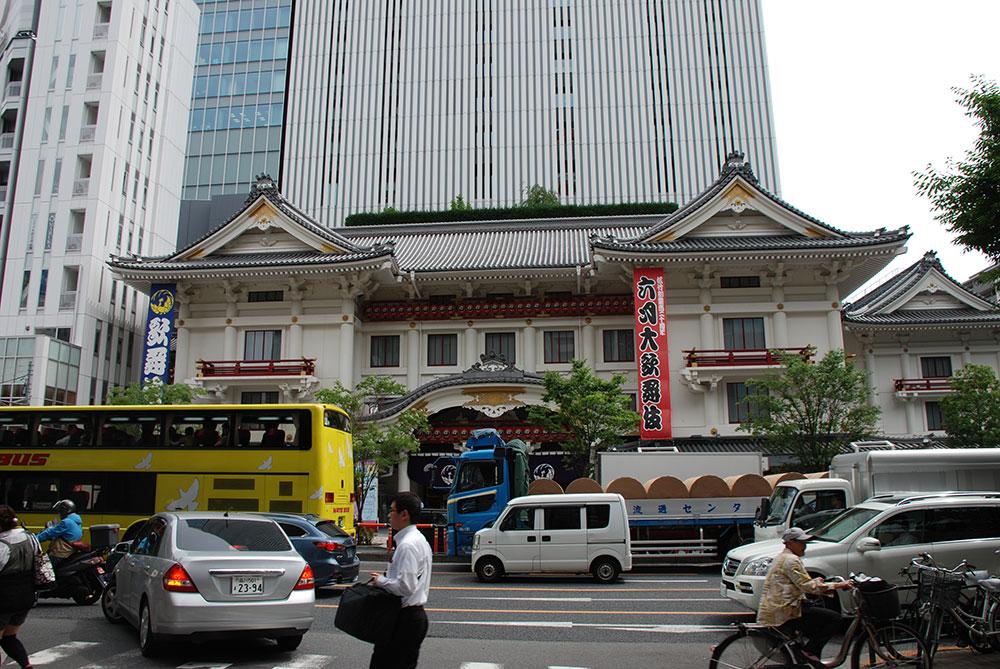 teatro kabuki tokyo