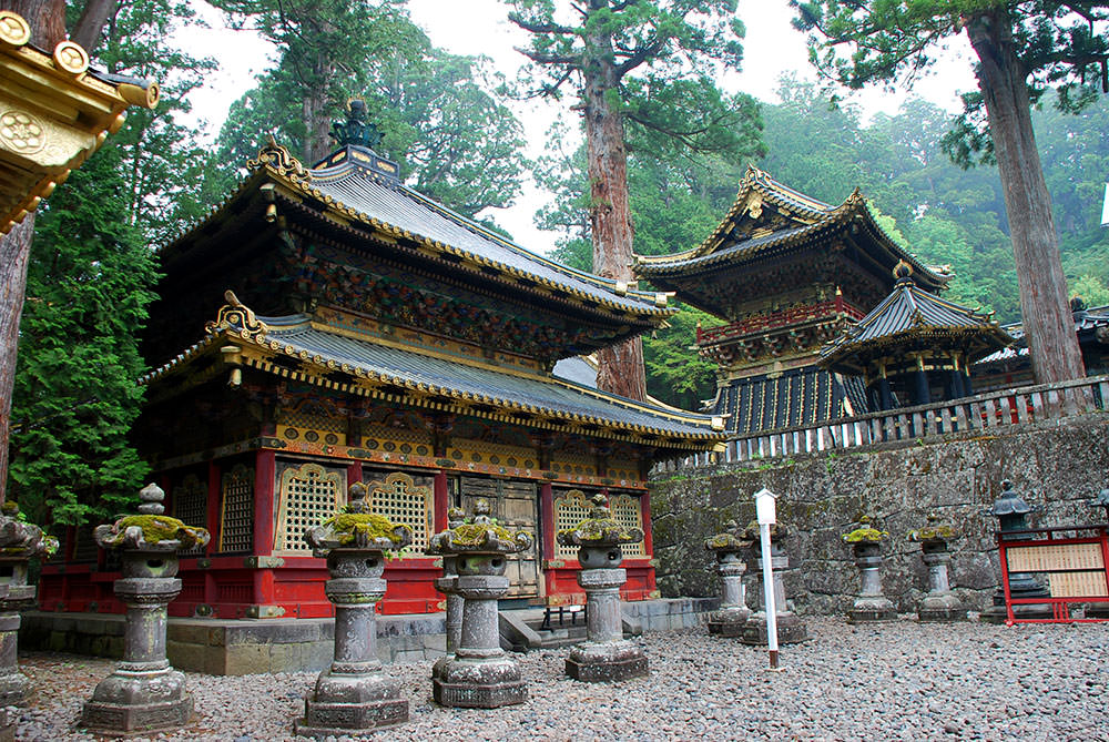 excursion nikko templos