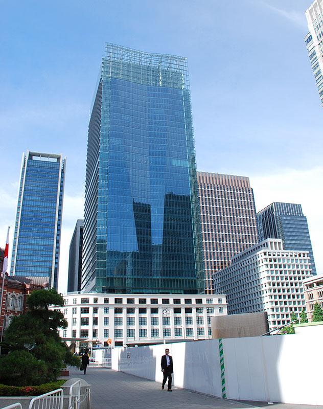 tokyo rascacielos