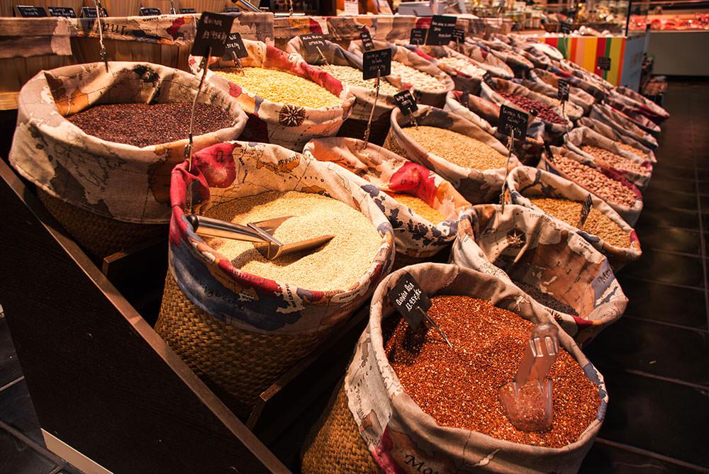 mercados gourmet