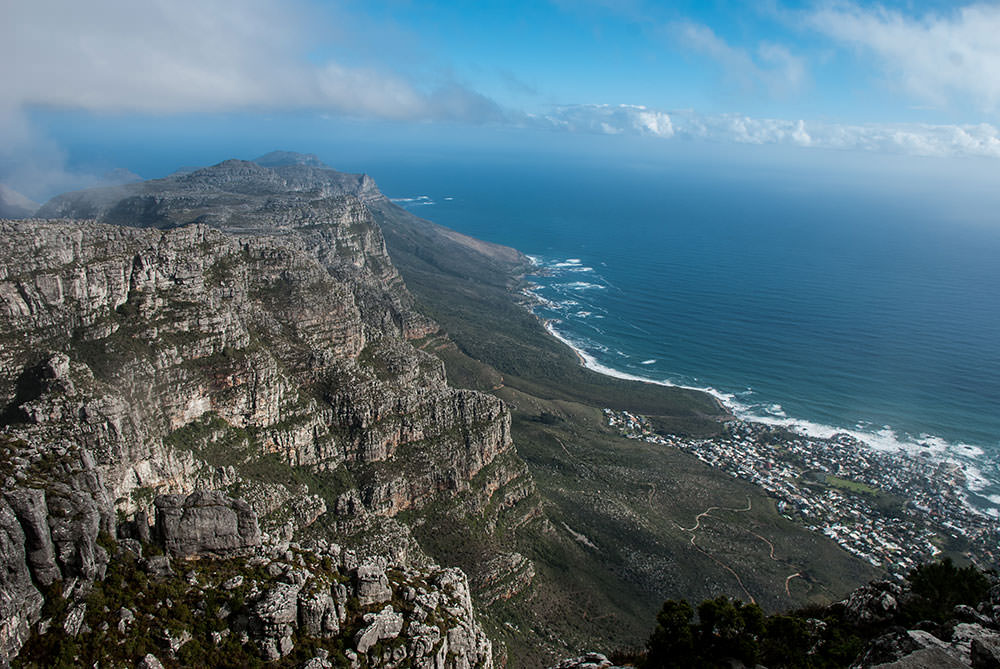 desde la table mountain