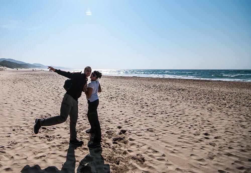 playa isimangaliso