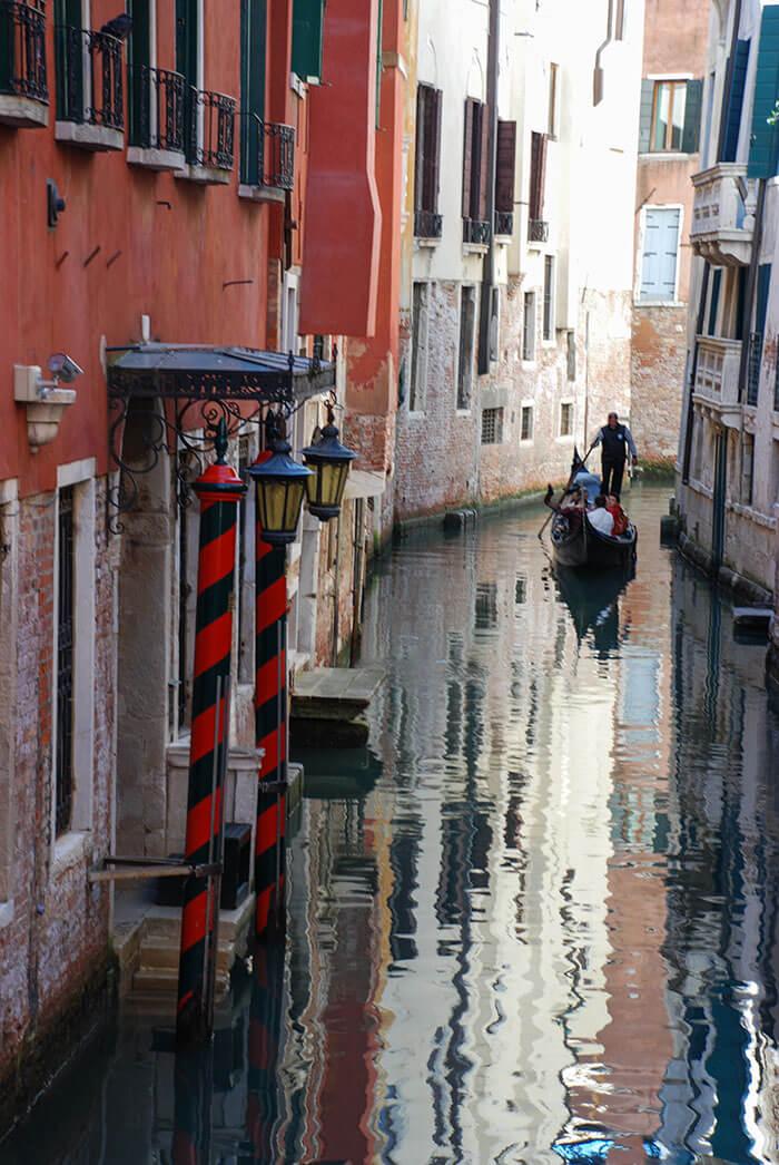 guia viaje venecia