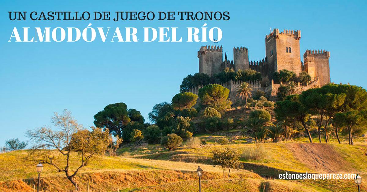 El Castillo de Almodóvar del Río acoge el rodaje de Juego de Tronos