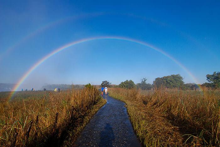 cataratas victoria arco iris
