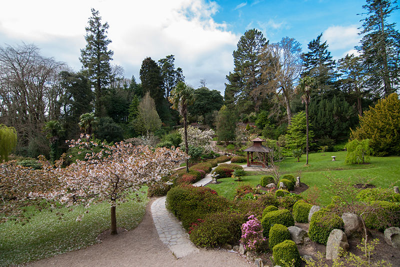 jardines powerscourt estate