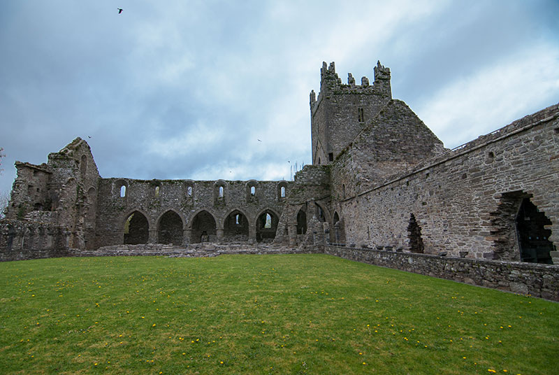 abadia irlanda