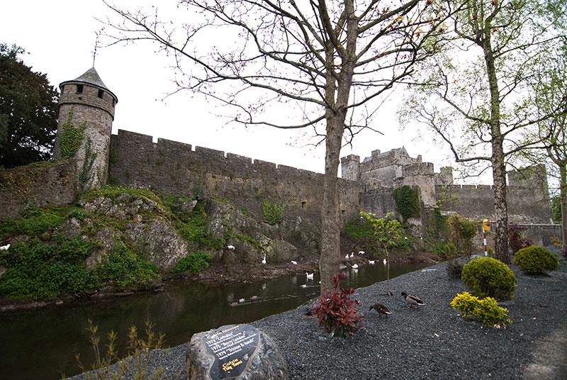 castillo cahir irlanda