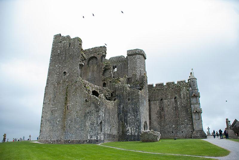 castillo irlanda
