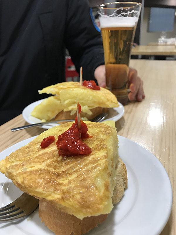 tortilla picante