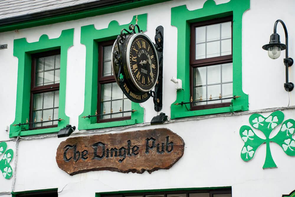 dingle irlanda