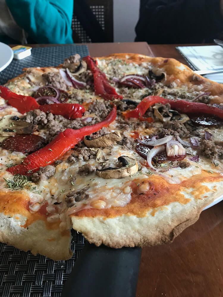 gastronomia sierra norte madrid