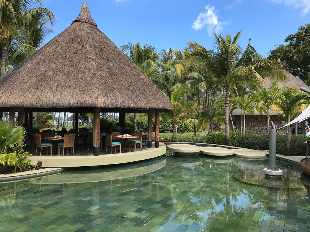 hoteles islas mauricio