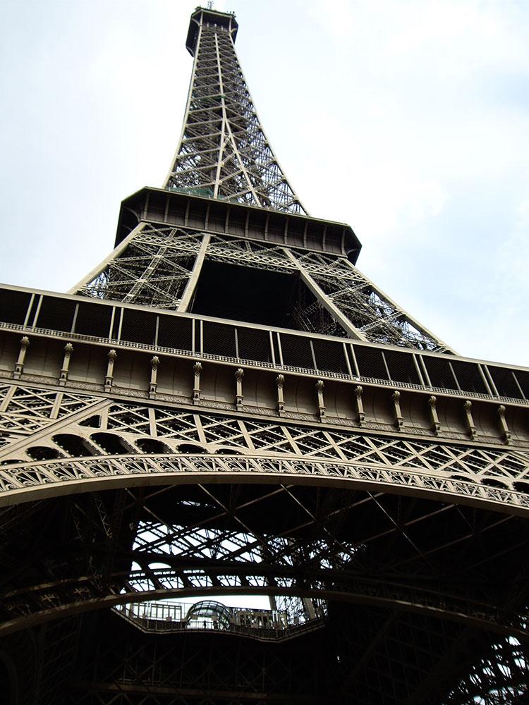 que visitar en paris