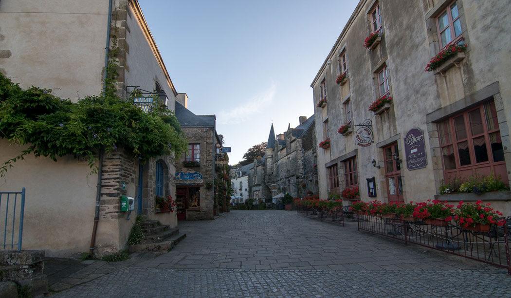 que visitar en bretaña francesa